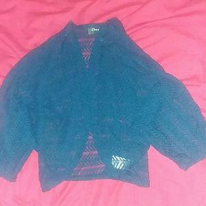 Net shirt cover